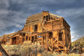 Chemung Mine. HDR photo. — Stock Photo
