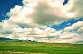 Kyrgystan Nature Landscape — Stock Photo