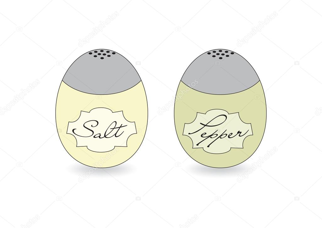 Salt And Pepper Shakers Salt And Pepper Shaker