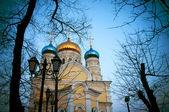 Orthodoxe kirche — Stockfoto