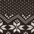 Scandinavian pattern — Stock Photo