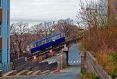 Cable railway — Stockfoto