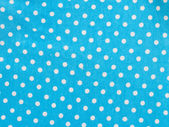 White dot fabric background — Stock Photo