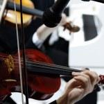 Classical Music Recording — Stock Photo