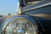 Headlight Of Vintage Car — Stock Photo