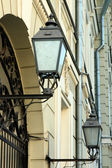 Old Streetlamps — Stock Photo