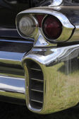 Tail light of classic car — Photo
