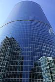 City skyscraper — Zdjęcie stockowe