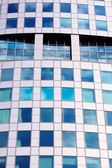 Office building's facade — Stockfoto