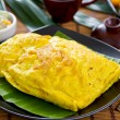 Stir fried Bein omelette — Stock Photo #40863621