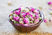 Dried roses bud — Stock Photo