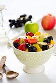 Salada de frutas — Foto Stock