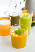Fruits smoothie — Foto Stock