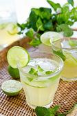 Jugo de limón — Foto de Stock