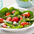 Strawberry salad — Stock Photo