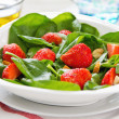 Strawberry salad — Stock Photo #41023187