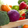 Varieties of Vegetables — Stock Photo #41075013