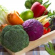 Varieties of Vegetables — Stock Photo #41075063