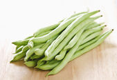 Green beans — Stock Photo