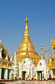 Schwedagon, Burma — Stock Photo