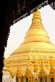 Schwedagon Paya — Stock Photo