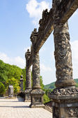 Minh Mang Tomb,Hue — Stock Photo