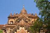 Templo en bagan — Foto de Stock