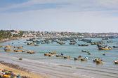 Fishing village in Mui Ne — Foto Stock