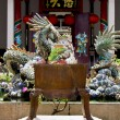 Stock Photo: Shrine in Hanoi