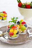 Fruits salad — Stock Photo