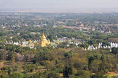 Mandalay city — Stock Photo