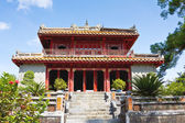 Minh Mang Tomb, Hue — Stock Photo