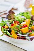 Mango and Pomegranate salad — ストック写真