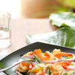 Sour and spicy vermicelli salad with prawn — Stock Photo #41781295