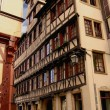 Fachwerk house in Tuebingen — Stock Photo #12850484