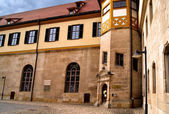 Castle Hohentubingen — Stock Photo