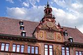 Town hall in Tuebingen — Stock Photo