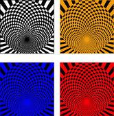 Optical Illusion 1 — Stock Vector