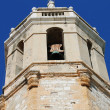 Old church tower — Stock Photo