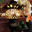 Oil lamp — Stock Photo