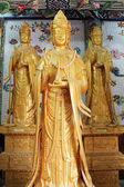 A buddhist statue — Stock Photo