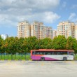 Public commuter bus — 图库照片 #12681468