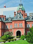 Old Hokkaido Government Building, Japan — Stock Photo