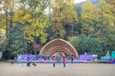 Nami Island, South Korea — Stock Photo