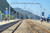 East Sea Train Station, Jeongdongjin — Foto Stock