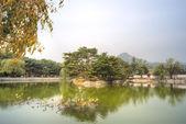 景福宮、ソウル、韓国 — ストック写真
