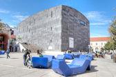 MuseumsQuartier, Museumsplatz, Vienna — ストック写真