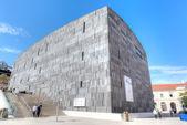 Museumsquartier, museumsplatz, Wenen — Stockfoto