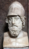 Bust of Pericles — Stock Photo