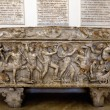 Greco-Roman marble sarcophagus — Stock Photo
